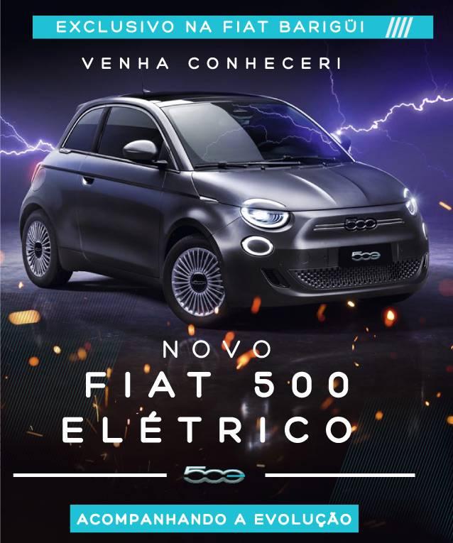 FIAT 500 ELÉTRICO